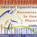 A Website Designed by Equestrians... for Equestrians